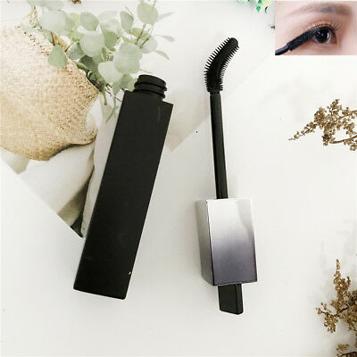 Twisting Eyelash Tube Diy Personality Gradient Square Mascara Empty Tube  R