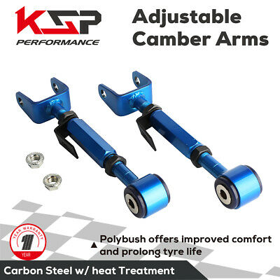 Rear Camber Toe Kit Control Arm Adjustable Racing Fit Honda CRV 07-16 Alignment