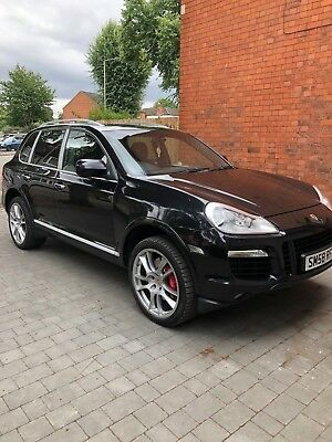 4.8 Porsche cayenne Turbo S Rare and stunning V8 550BHP Facelift