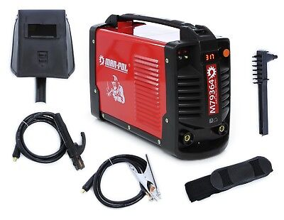 Welding Inverter Dc Welder Machine Mar-Pol M79364 315Amp 230V Mma Arc 300A 315A