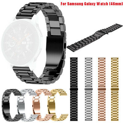 Stainless Steel Wristband Replacement Strap For Samsung Galaxy Watch 42mm/46mm