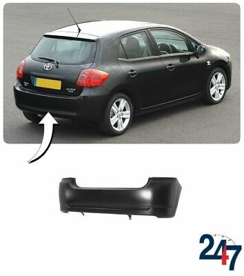 New Toyota Auris Hatchback 2007 - 2009 Rear Bumper 5215912933