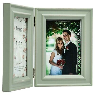 Paloma Multi Aperture Photo Frames 2,3 or 4 Plus Clock Apertures Shabby Chic