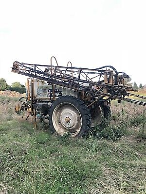 Knight 2200 Trailed Sprayer