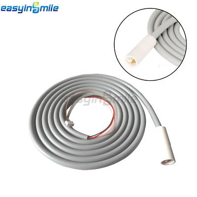 EASYINSMILE Dental Hose Cable Tube Pipe Fit EMS& UDS Ultrasonic Scaler Handpiece