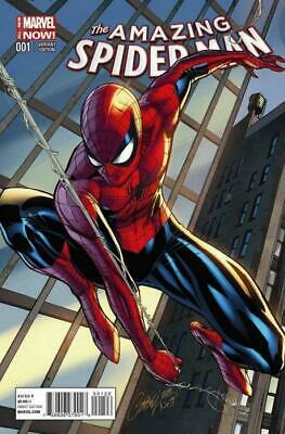 Amazing Spider-Man #1 Connecting Variant by J Scott Campbell (Vol 3)