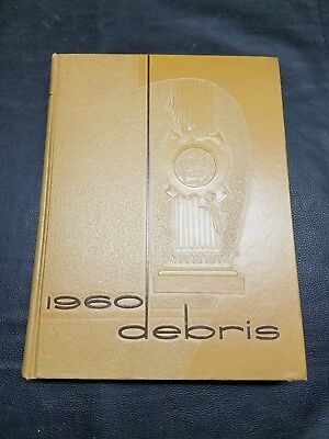 1960 debris PURDUE UNVERSITY Yearbook  WEST LAFAYETTE , Indiana