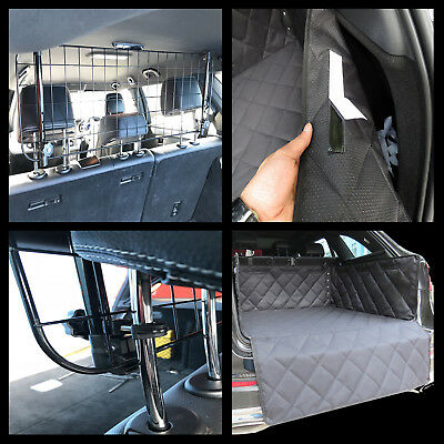 JEEP GRAND CHEROKEE Rear Headrest Wire Mesh Dog Guard Divider Barrier