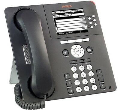 Avaya 9630G Business Telephone (New in Box) 9630GD01A-1009 IP/Digital POE