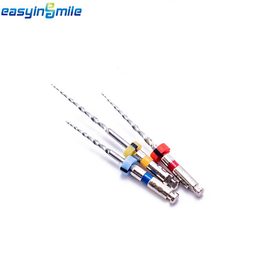 Easyinsmile Dental Rotary File NITI Endo Re-Treatment Engine Root Canal Files