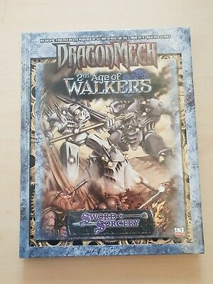 The Second Age of Walkers by White Wolf Publishing (Hardback, 2005)