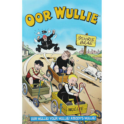 Oor Wullie Annual 2019 by DC Thomson (Paperback), Children's Books, Brand New