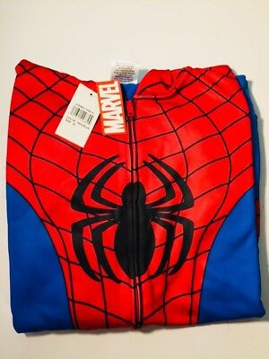 Spiderman Hoodie Kid's XL B5