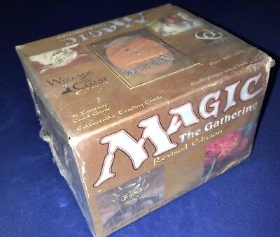 Magic MTG Revised 3rd Edition Starter Deck Box English FACTORY SEALED Low Price!