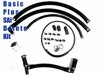 Basic Plus SAi Delete Kit | Block Off Plate | Audi VW | Mk4 1.8T | N249 EVAP PCV