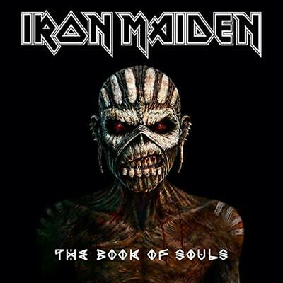 The Book of Souls (2 CD Audio) - Iron Maiden