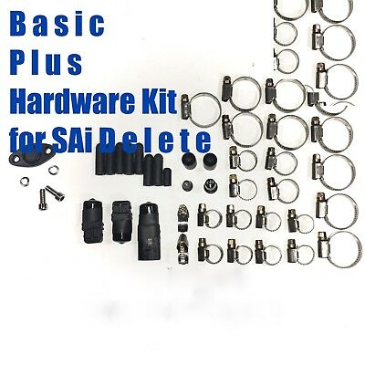 Basic Plus Hardware Kit for SAi N249 PCV EVAP Delete Parts | Audi VW | Mk4 1.8T