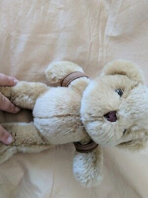 """The Teddy Bear Collection Plush """"Henry Hiker"""" - with backpack Soft toy Cuddly"""