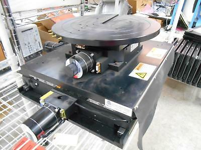 Neat 13.25 X-Y Indexed Wafer Vacuum X-Y Positioner