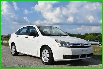 Ford Focus S 2010 Ford Focus S, Automatic FWD Sedan, LOW MILES Stock#15935