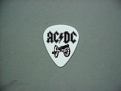 AC/DC guitar pick For Those About to Rock - Cannon