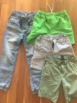 Boys shorts and jeans size 8, 9, 10 Bauhaus and other brands