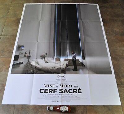 THE KILLING OF A SACRED DEER Movie Poster - MASSIVE - New - ORIGINAL - French