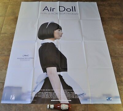 AIR DOLL Movie Poster - MASSIVE Rare NEW - Hirokazu Kore-eda Doona Bae ORIGINAL