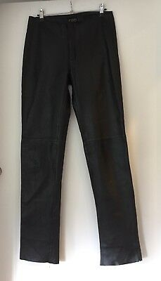 Retro/vintage Leather Pants Size M