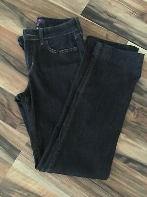 NYDJ Marilyn Straight Not Your Daughter's Jeans Women's Size 2 US / 8 AU