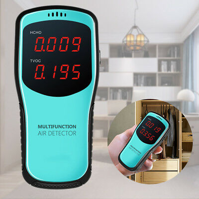 Formaldehyde Detection Equipment Air Quality Detector Air Quality Monitor Test