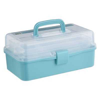 NEW Crafters Choice Large Tool Box By Spotlight