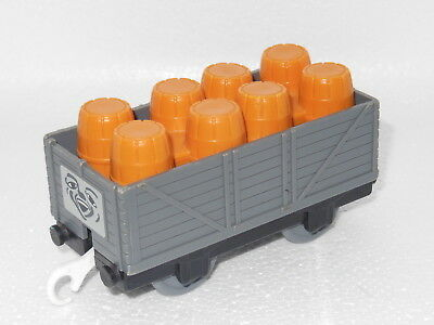 "Thomas The Tank Engine Tomy/trackmaster ""troublesome Truck & Barrel Freight ""ec"
