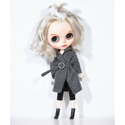 Fashionable Coat Top Pants Suit for 1//6 Takara Neo Blythe Licca Doll Clothes