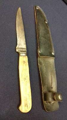 Old Berndorf Hunting Knife Handle from Hirschhorn!