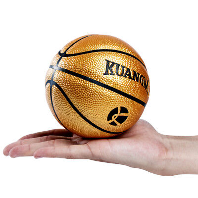 Kuangmi Mini Basketball for Kids Child Baby Toddler Dotey Play Game Toy Ball