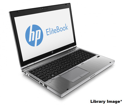 HP EliteBook 8570p Intel i5 3210M 8GB RAM 500GB  Windows 10 or 7 Laptop