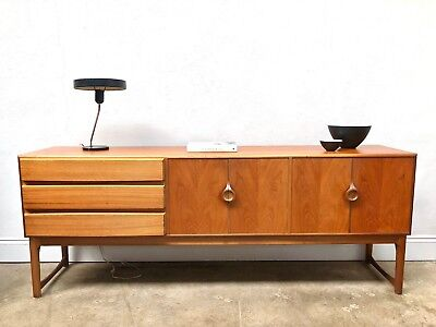 Vintage 1970s Mcintosh Teak Sideboard. Danish Retro. G Plan . DELIVERY AVAILABLE
