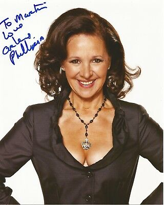 Arlene Phillips Autographed Photo Signed By Arlene Phillips Hot