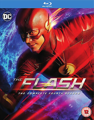 The Flash: Season 4 (Blu-Ray) Grant Gustin, Candice Patton, Danielle Panabaker
