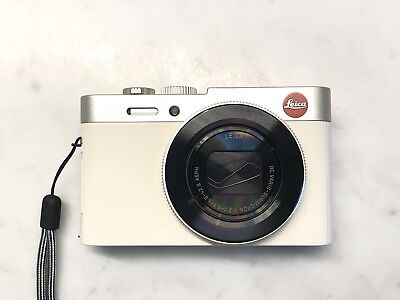 leica c DC vario Camera WHITE -  AS NEW CONDITION. Mint Condition - Boxed