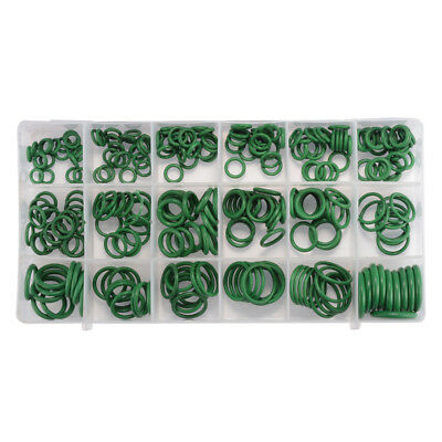 270pcs 18 Sizes Rubber Rings Car Air Conditioning Compressor Seal O Rings MA1726
