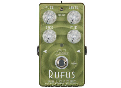 Suhr Rufus ReLoaded Fuzz Octaver Pedal