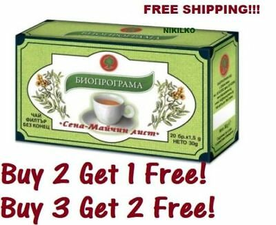 SENA TEA Natural Product /Colon Cleansing/ Laxative/Detox/ Weight Loss/ 20 bags