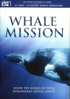 Whale Mission: Keepers of Memory / Last Giant NEW DVD