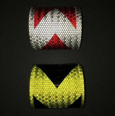 Self-adhesive PVC Reflective Safety Tape Road Traffic Construction Site Supplies