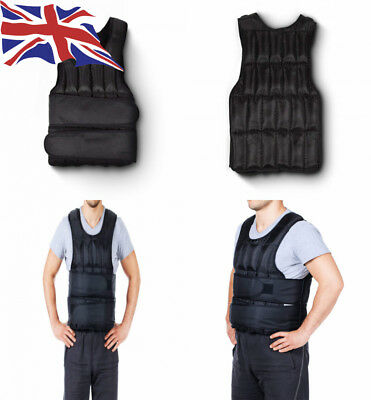 Powerfly Pro Fitness Weighted Vest for Weight Loss Running Training Gym -...