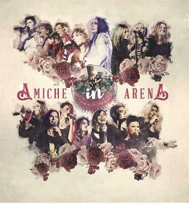 Amiche In Arena -2cd+dvd (2 CD Audio) - Various Artists