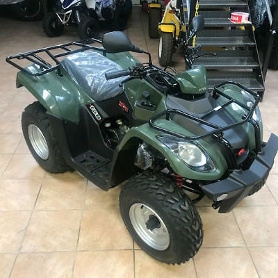 Kymco MXU 150 Automatic with Reverse Off Road Utility Qad Bike ATV