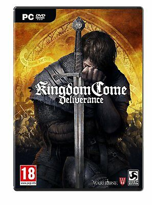 Kingdom Come Deliverance Special Edition (PC, 2018, Nur Steam Key Download Code)